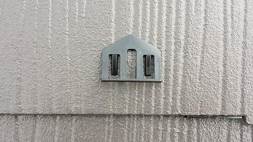2013年6月19日 稲城市にてキルコート屋根塗装縁切り