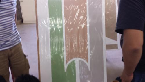 2013年7月6日 塗装技能士試験:説明会