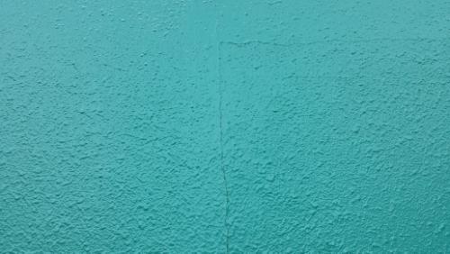2013年7月17日 保土ヶ谷区上菅田:二年前の塗装の剥がれ
