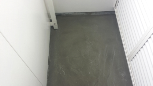 2013年11月28日 横須賀市浦賀 防水:下地補修後