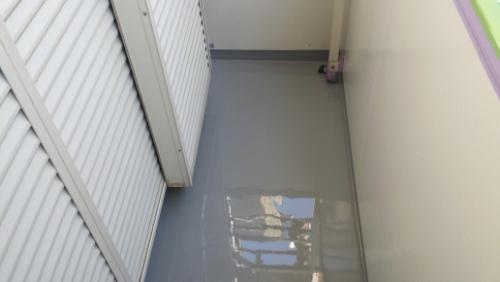 2013年12月2日 横須賀市浦賀 防水:ウレタン一層目