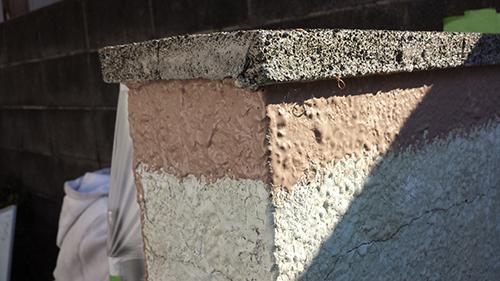 2013年12月5日 栄区鍛冶ヶ谷:門塀ダメ込みアップ