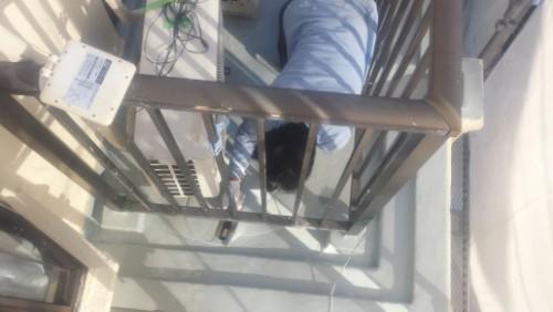 2014年3月22日 旭区市沢町:防水・ウレタン2層目2
