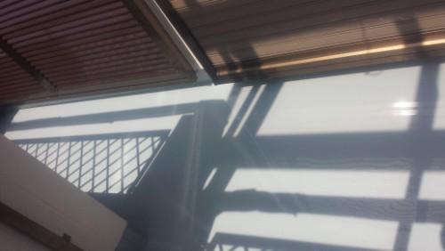 2014年4月1日 瀬谷区二ツ橋町:ウレタン防水2層目