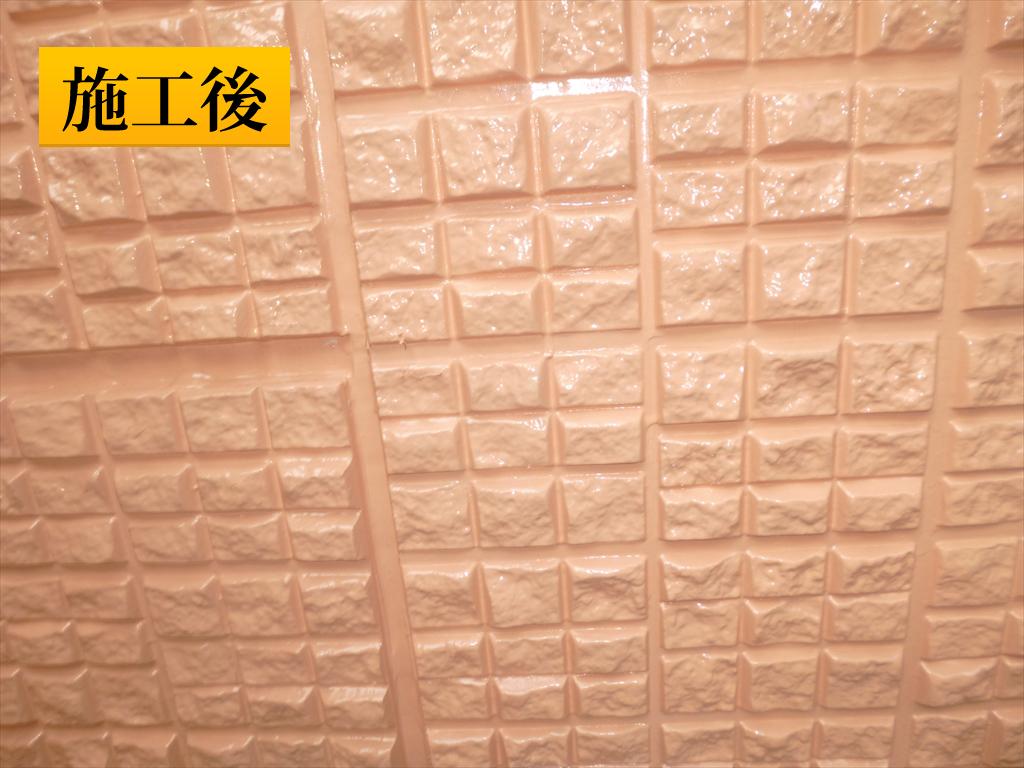 一級塗装技能士によるALC外壁の施工事例