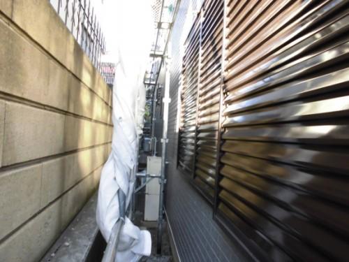 2014年1月31日 神奈川区白幡向町:雨戸塗替え完了後
