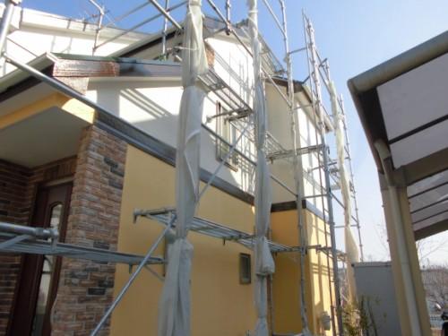 2014年3月17日 川崎市多摩区:施工完了