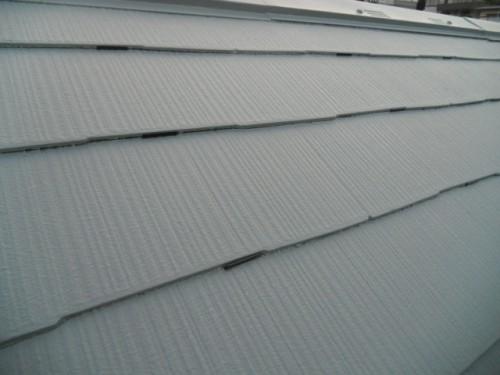 横浜市旭区:縁切り後の屋根