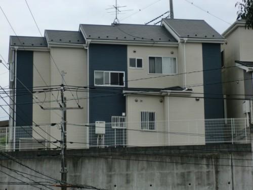2014年3月4日 栄区公田町:見積もり時外観