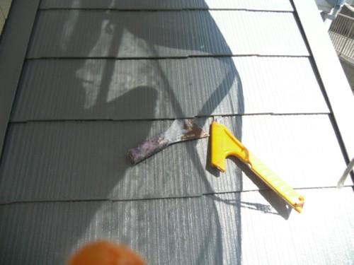 横浜市旭区:下屋根縁切り