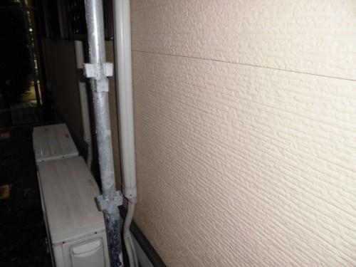 川崎市宮前区:洗浄後の外壁