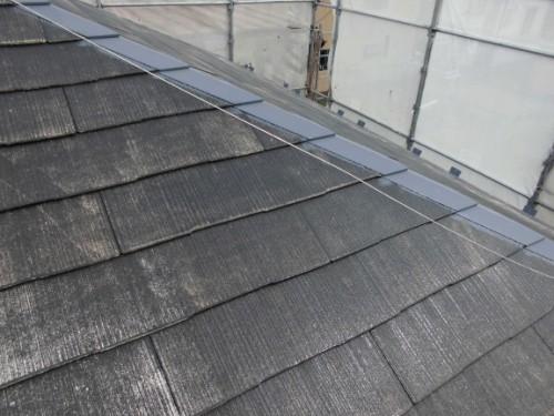 横浜市旭区:屋根シーラー塗布2