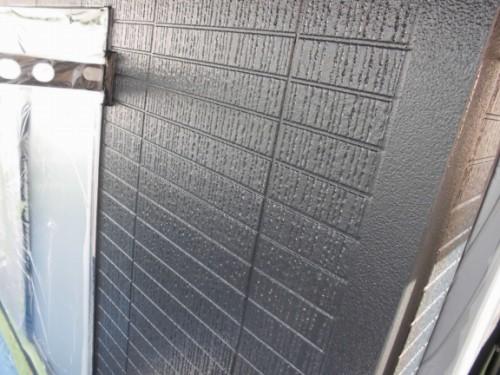 横浜市旭区:外壁上塗り後