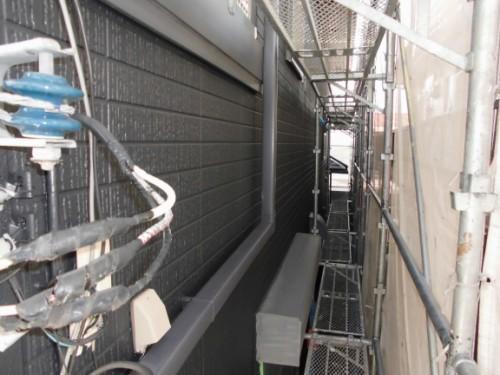 横浜市旭区:外壁上塗り完了後3