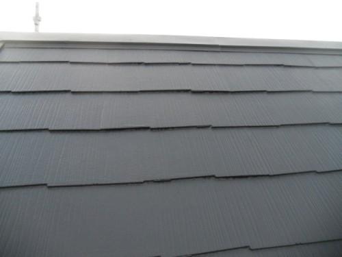 横須賀市久里浜:屋根塗装後