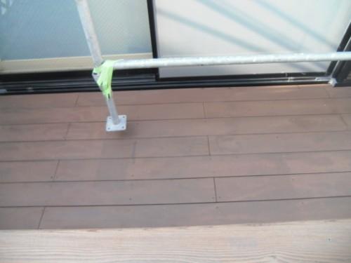 横浜市保土ヶ谷区:木部塗装後2