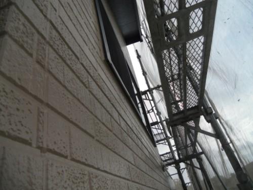 横浜市金沢区:外壁上塗り後2