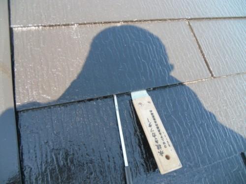 横浜市金沢区:屋根縁切り2