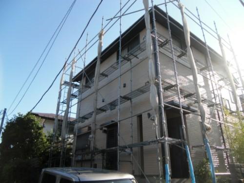 横浜市金沢区:施工完了後外観