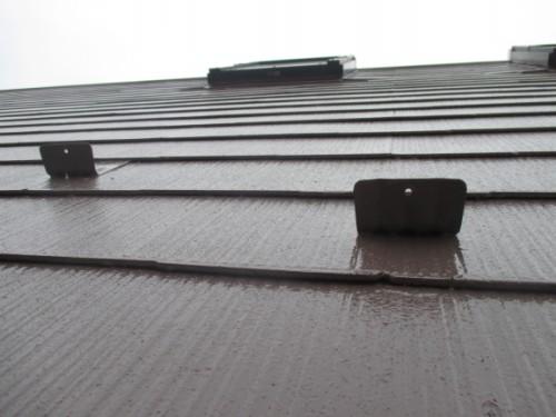 逗子市桜山:屋根塗装後2
