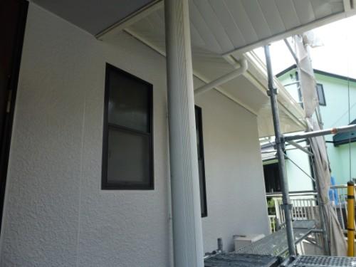 横浜市旭区:塗装後の外壁