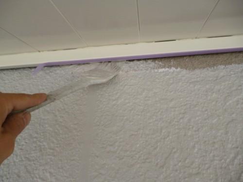 横浜市旭区:刷毛で外壁塗装
