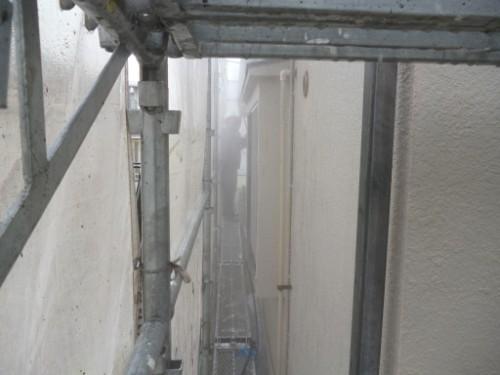 東京都大田区:出窓の洗浄