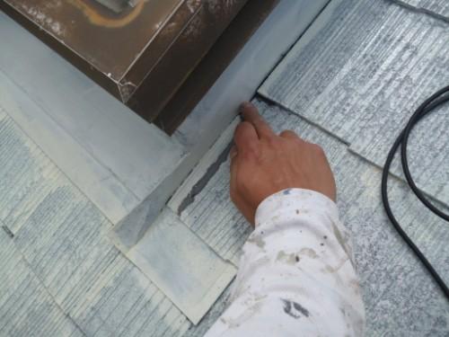 東京都大田区:屋根材の補修