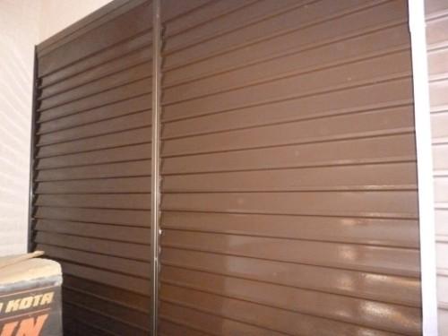 横浜市保土ヶ谷区:雨戸塗装完了後