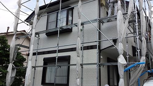 2013年6月29日 稲城市にて完成全体図