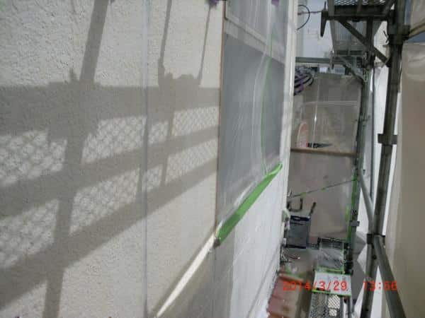 ALC塗装、肉厚下塗りフィラーで耐久性アップ
