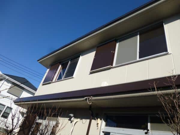 横浜でALCヘーベルハウスのシーリングと塗装