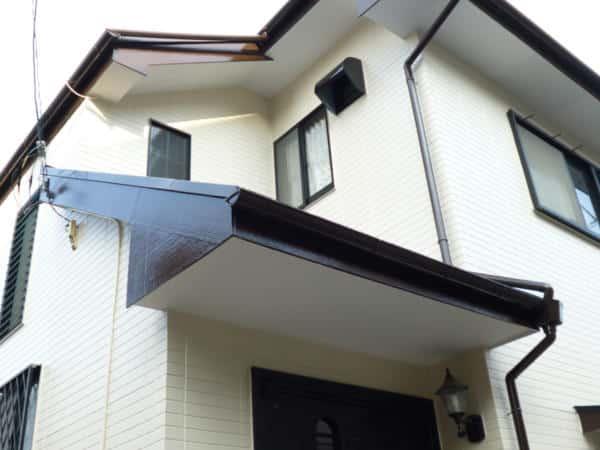 旭区での外壁塗装施工事例、最新塗料と一級塗装技能士