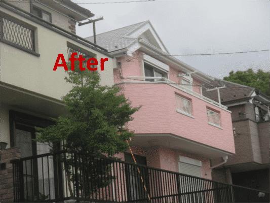 初夏なのに暑い日が続く屋根を断熱塗装で快適に