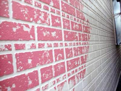 大和市の住宅。サイディング外壁塗装の極意。