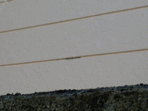 ハウスメーカーの外壁塗装の品質に不安。