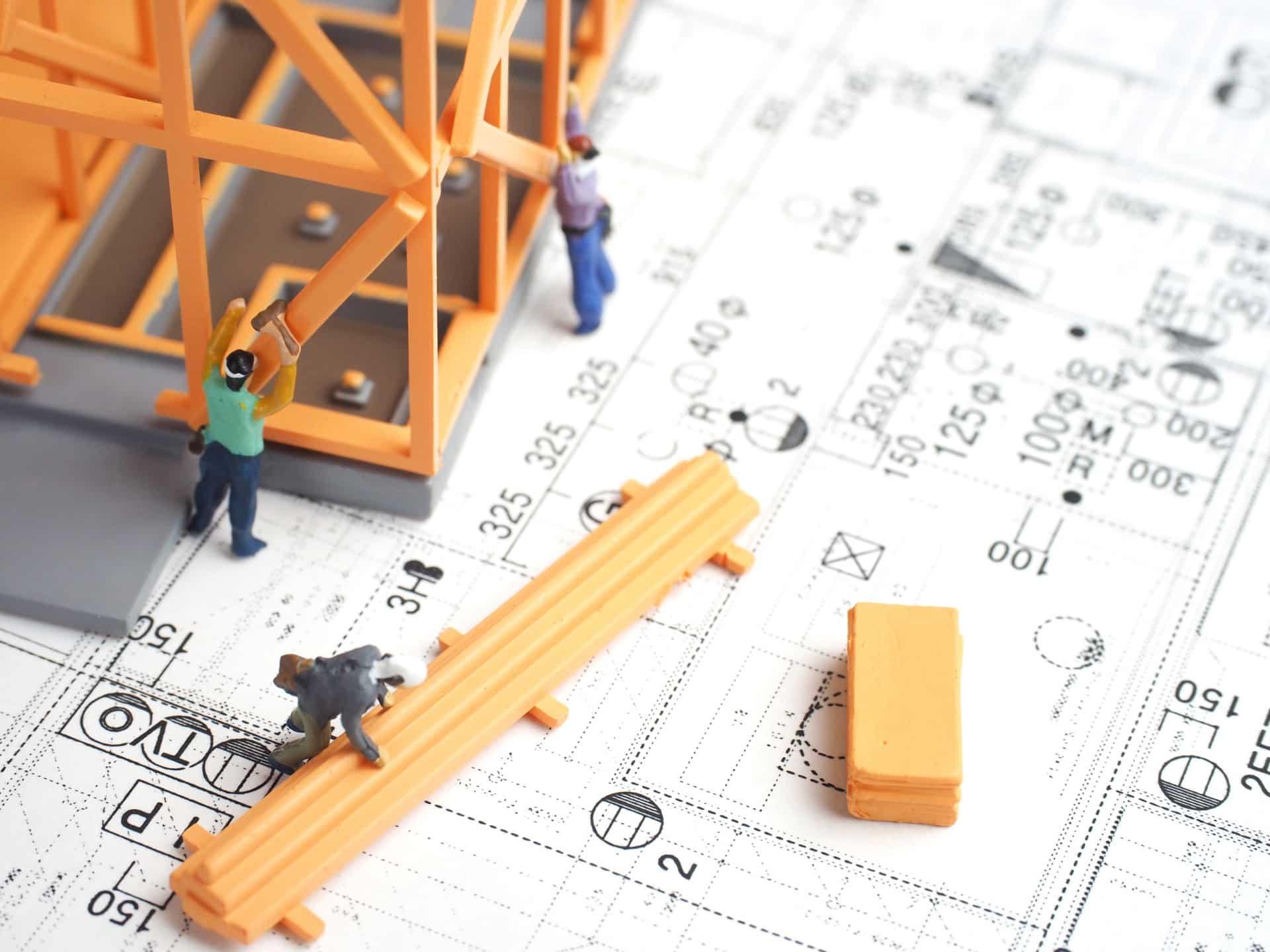 一級建築士と施工管理技士
