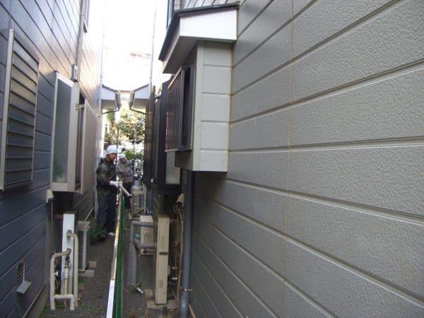 外壁塗装、近隣とのトラブルを避けるために。