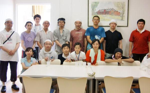 親子で塗装体験 IN 横須賀:職人 近藤