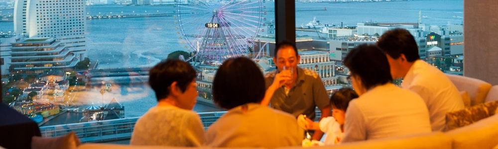 塗装職人のお客様と食事会