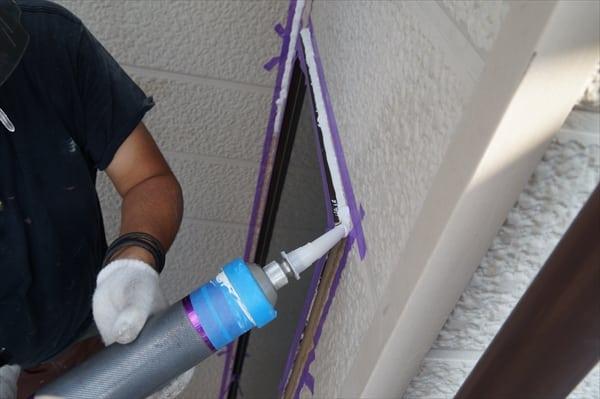 塗装工事の際にシーリング工事を同時に施工する必要性