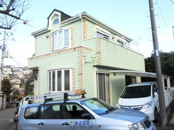 不都合な屋根材のカバー工法とジョリパット塗装
