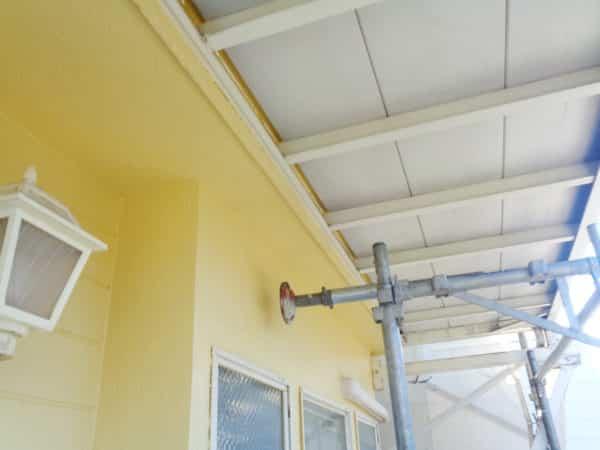 築25年目にして初めての外壁塗装 屋根工事も!