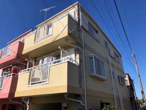 横浜市の戸建て・艶なしから艶ありへの塗装で大胆イメージチェンジ