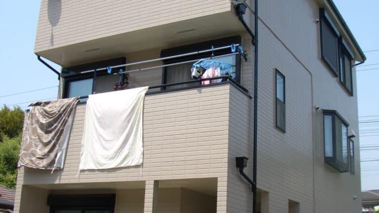 外壁サイディング施工後