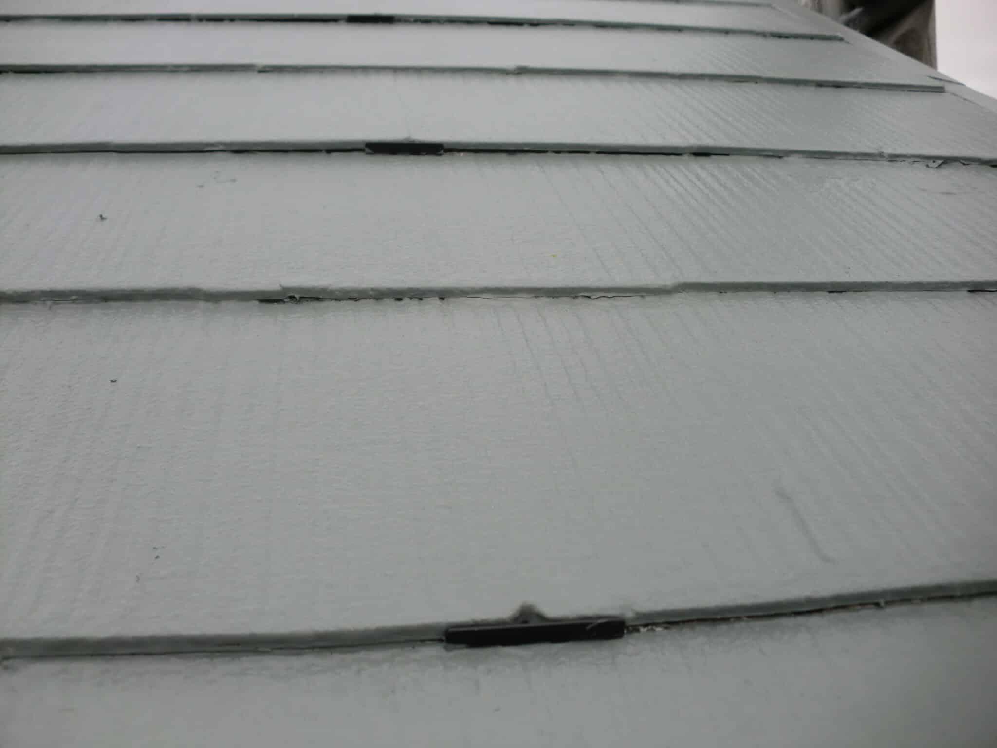 断熱屋根塗装のタスペーサー