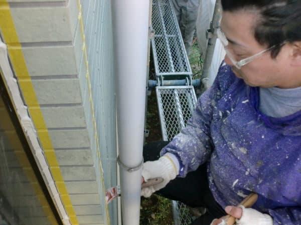 サイディング外壁塗装と屋根サーモアイ遮熱塗装