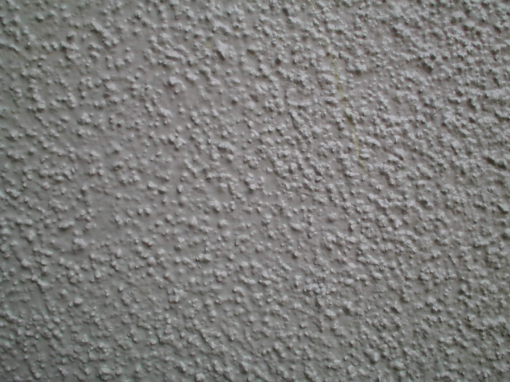 外壁リシンの塗装