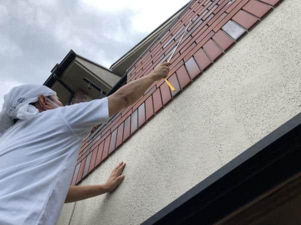 ハウスメーカーのびっくり施工の判明で7年越しに雨漏りを止めました