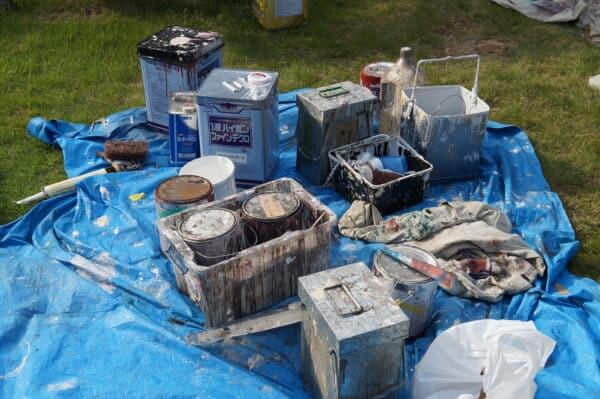 外壁塗装工事に関わる職人には,さまざまな業種が